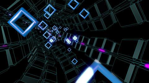 Pulse Geometry VJ Loop 01 Animation