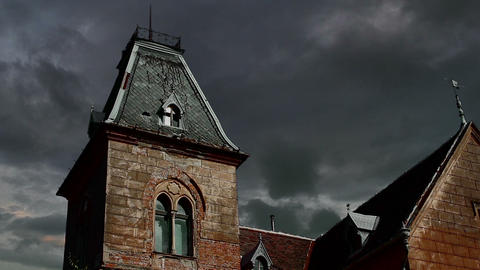 Haunted Attic Time Lapse Footage
