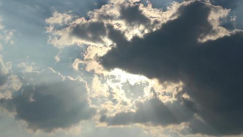 Heavens Light Timelapse Footage