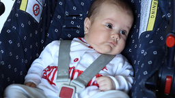 Little Baby on Car Seat Live Action