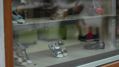Shoes for Sale Footage