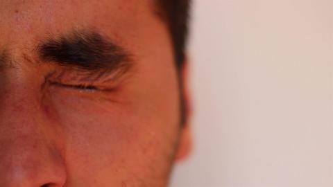 Tears in Eyes Footage