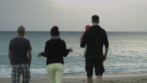 Walk On The Beach 0