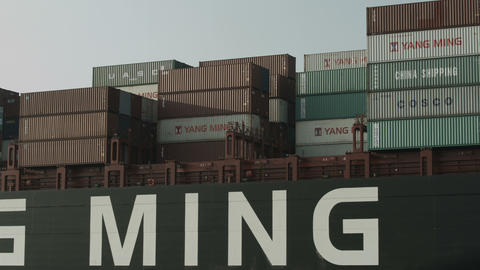 Container Ship 0