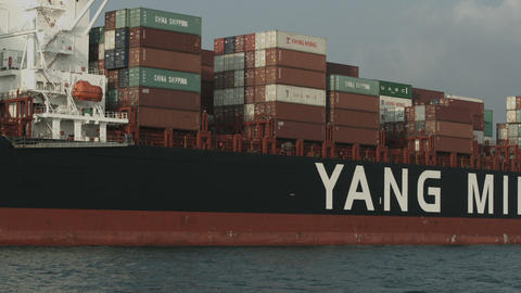 Container Ship 1