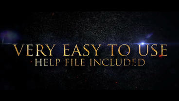 EPIC FANTASY After Effects Template
