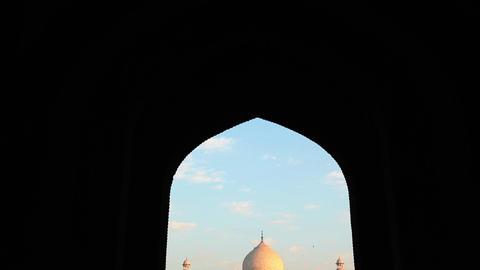 20121201 Dk Agra 131 stock footage