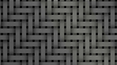 Cross Tape Pattern Wallpaper Pan Up Grey stock footage