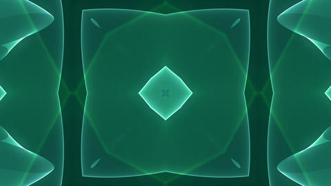 dimension graph mix green Kaleida Animation