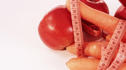 Diet Concept stock footage