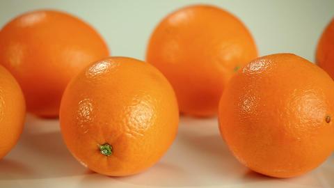 Delicious oranges Footage