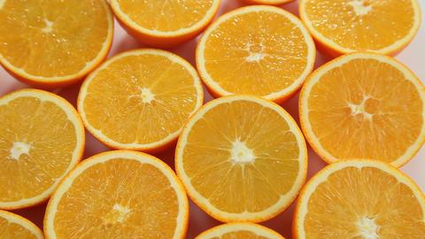 Orange fruit backgrounds Footage