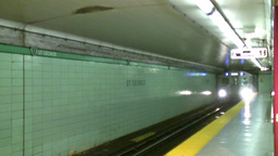 Toronto Underground Stock Video Footage