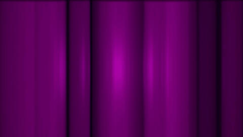 purple stage curtain,metal... Stock Video Footage