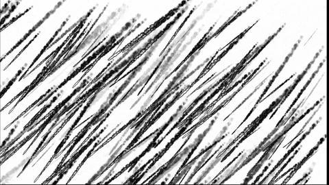 black missile... Stock Video Footage