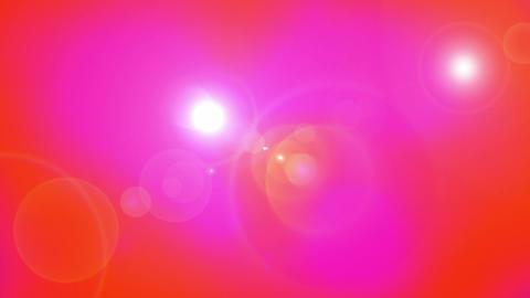 halo and purple smoke... Stock Video Footage