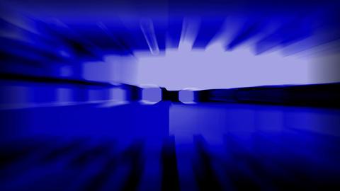 blue light rays,computer web tech... Stock Video Footage