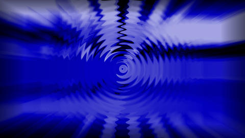 blue light rays and ripple,computer grid web tech background.glowing,light,shape,shiny,striped,rays Animation