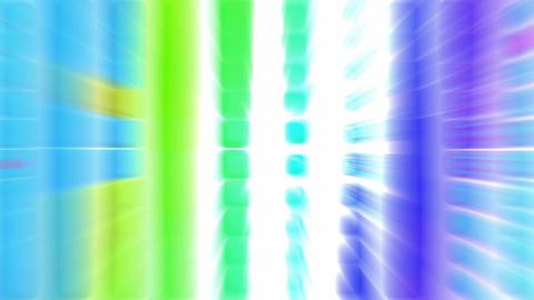 blue block,light rays,computer web tech... Stock Video Footage