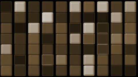 brown rectangle... Stock Video Footage