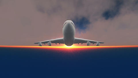 Airplane Animation