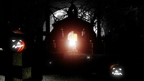 Halloween v3 01 Stock Video Footage
