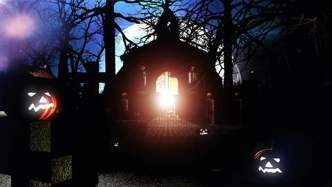 Halloween v3 03 Stock Video Footage