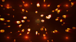 Happy Halloween 03 Stock Video Footage