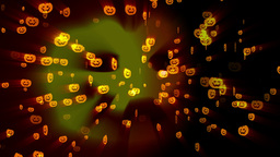 Happy Halloween 05 Stock Video Footage