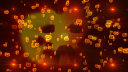 Happy Halloween 09 Stock Video Footage