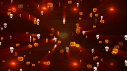 Happy Halloween 11 Stock Video Footage