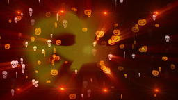 Happy Halloween 13 Stock Video Footage