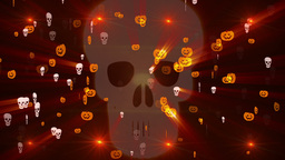 Happy Halloween 17 Stock Video Footage