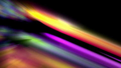 Abstract strokes of color light,laser,computer... Stock Video Footage