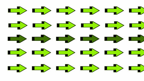 moving green arrows.click,connection,cursor,design,direction,icon Animation