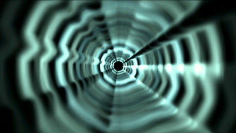 Time Tunnel,rotation laser trails in 3D space,Pipeline,Gear,black-hole,particle,pattern,symbol,visio Animación