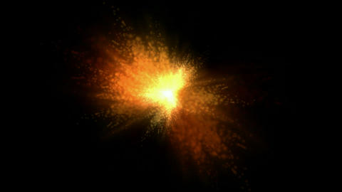 Explosion,gold fireworks,Lava,melting,magma,gas,lighter,symbol,vision,idea,creativity,vj,beautiful,a Animation