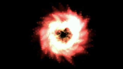 Explosion,fireball,festivals,wedding,gas,lighter,particle... Stock Video Footage