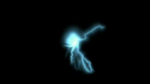 Lightning... Stock Video Footage