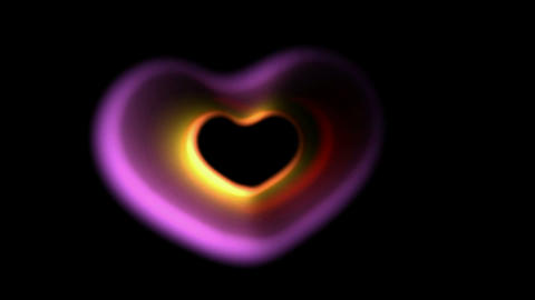 heart,Good for valentine's... Stock Video Footage