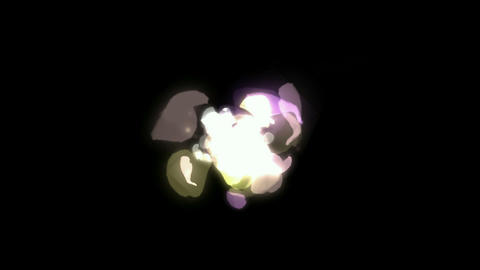 flower petals falling,Bleak,fragmented,drift,float,leaves,Fireworks,particle,Design,vision,idea,crea Animation
