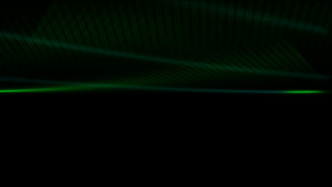 Green motion grid... Stock Video Footage