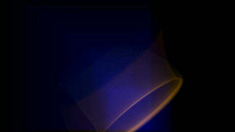 Abstract strokes,oval... Stock Video Footage