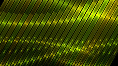 inclined metal strips waver background Stock Video Footage