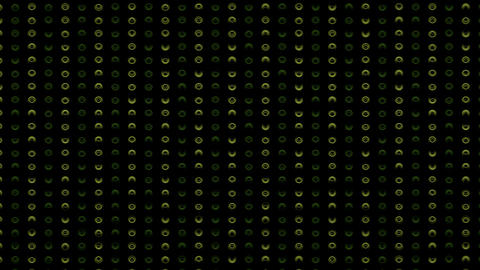 Animation of seamless retro... Stock Video Footage
