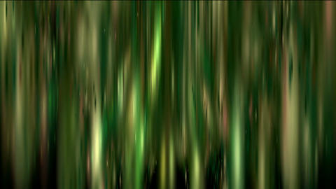 Green ray light... Stock Video Footage