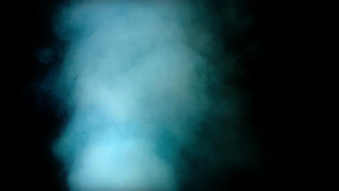 Smoke background with copyspace Footage