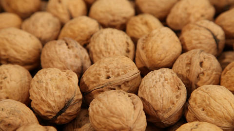 Walnut stock footage