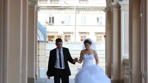Wedding day (part 5) Footage