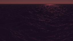 Rough Sea Ocean Waves Animation